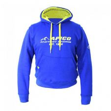 APICO PULL OVER HOODIE 2018 DESIGN BLUE/YELLOW